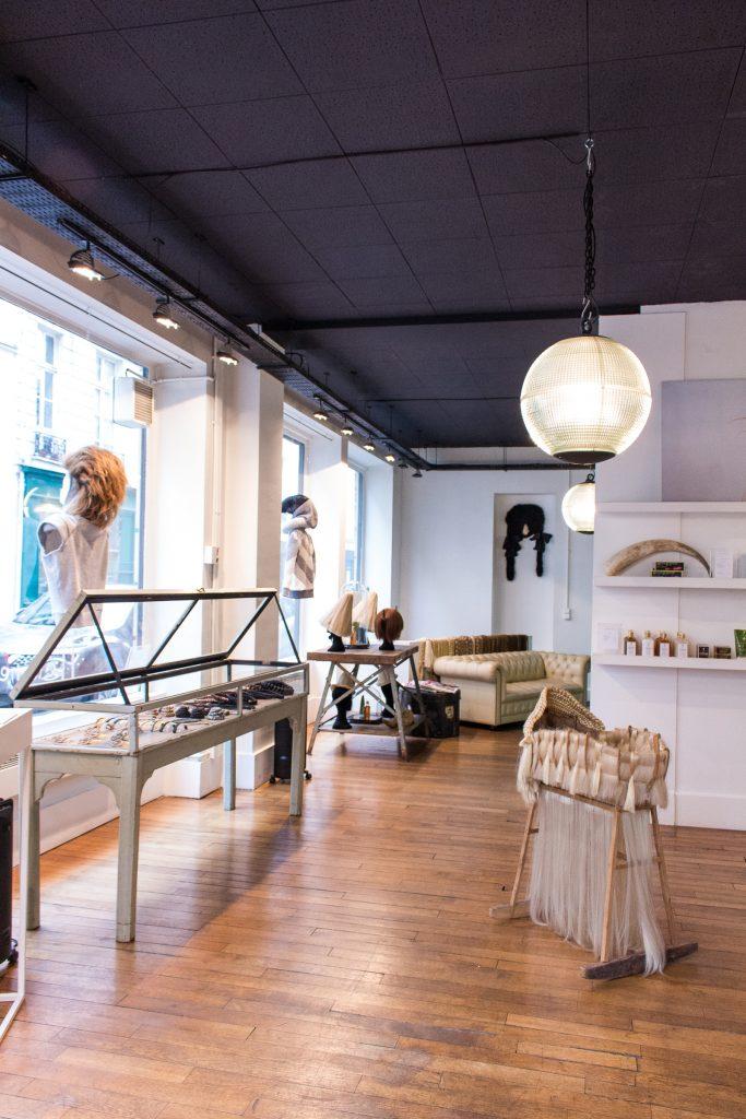 Le meilleur salon de coiffure paris the glittering unknown - Meilleurs salons de the paris ...